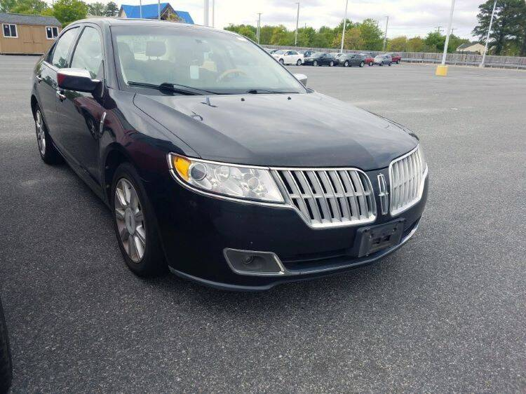 2011 Lincoln MKZ for sale at Lakeview Motors in Clarksville VA