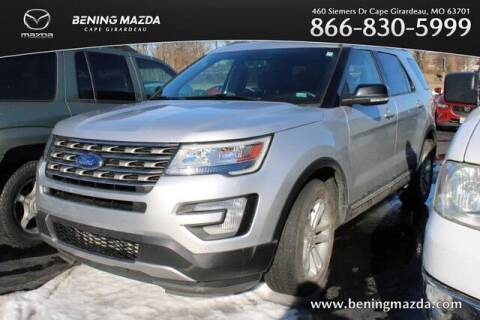 2017 Ford Explorer for sale at Bening Mazda in Cape Girardeau MO