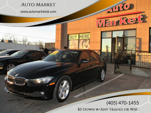 2013 BMW 3 Series for sale at Auto Market in Oklahoma City OK