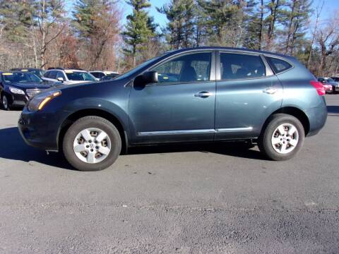 2014 Nissan Rogue Select for sale at Mark's Discount Truck & Auto Sales in Londonderry NH