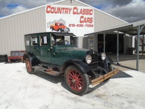1923 Hudson 4Dr