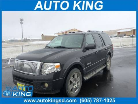 2007 Ford Expedition for sale at Auto King in Rapid City SD
