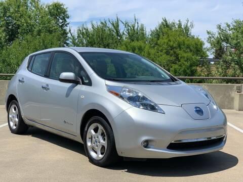 2012 Nissan LEAF for sale at AutoAffari LLC in Sacramento CA