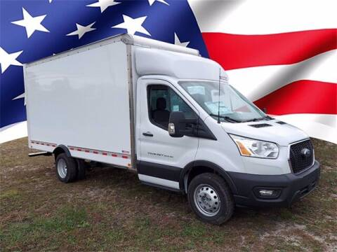 2020 Ford Transit Chassis Cab for sale at Gentilini Motors in Woodbine NJ