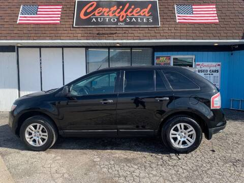 2009 Ford Edge for sale at Certified Auto Sales, Inc in Lorain OH