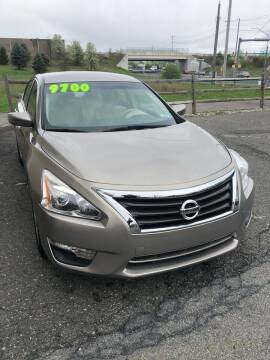 2013 Nissan Altima for sale at Cool Breeze Auto in Breinigsville PA