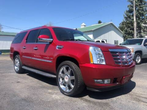 2012 Cadillac Escalade ESV for sale at Tip Top Auto North in Tipp City OH