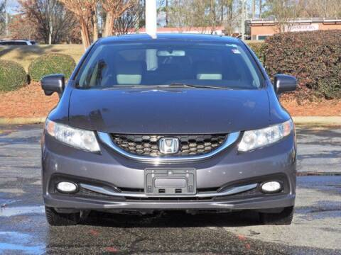 2014 Honda Civic for sale at Auto Finance of Raleigh in Raleigh NC