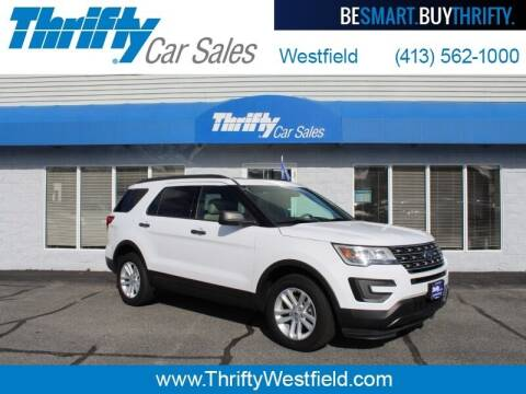 2017 Ford Explorer for sale at Thrifty Car Sales Westfield in Westfield MA
