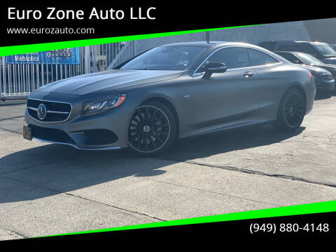 2017 Mercedes-Benz S-Class for sale at Euro Zone Auto in Stanton CA