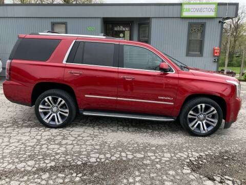2015 GMC Yukon for sale at Car Connections in Kansas City MO