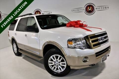 2014 Ford Expedition for sale at Unlimited Motors in Fishers IN