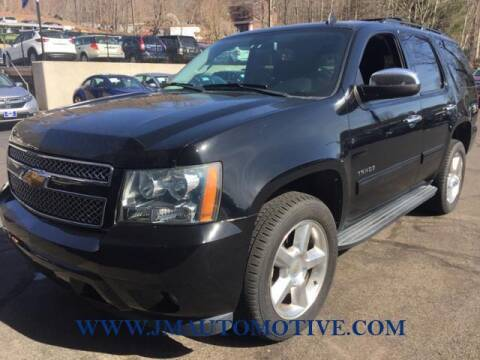 2014 Chevrolet Tahoe for sale at J & M Automotive in Naugatuck CT