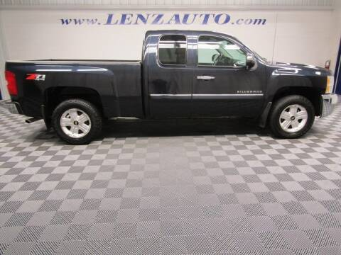 2013 Chevrolet Silverado 1500 for sale at LENZ TRUCK CENTER in Fond Du Lac WI