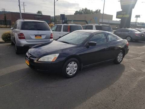 2004 Honda Accord for sale at Cool Cars LLC in Spokane WA