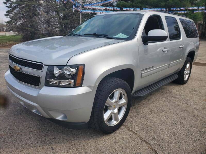 2011 Chevrolet Suburban for sale at Extreme Auto Sales LLC. in Wautoma WI