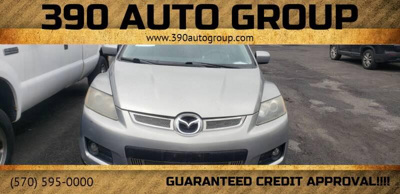 2008 Mazda CX-7 for sale at 390 Auto Group in Cresco PA