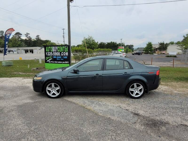 2005 Acura TL for sale at AutoBuyCenter.com in Summerville SC