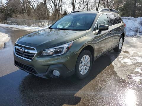 2018 Subaru Outback for sale at Ace Auto in Jordan MN