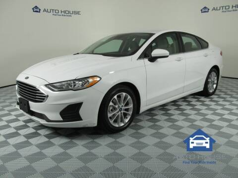 2020 Ford Fusion for sale at AUTO HOUSE TEMPE in Tempe AZ