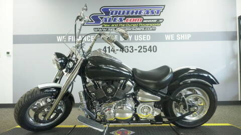 2002 Yamaha Roadstar Midnight 1600 for sale at Southeast Sales Powersports in Milwaukee WI