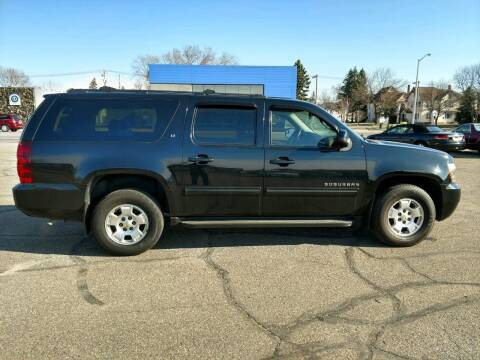 2014 Chevrolet Suburban for sale at Tower Motors in Brainerd MN