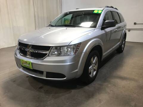 2009 Dodge Journey for sale at Frogs Auto Sales in Clinton IA