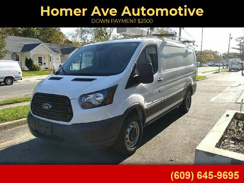 2019 Ford Transit Cargo for sale at Homer Ave Automotive in Pleasantville NJ