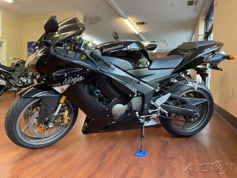 2006 Kawasaki Ninja for sale at ROUTE 3A MOTORS INC in North Chelmsford MA