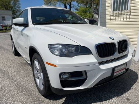 2013 BMW X6 for sale at Alpina Imports in Essex MD