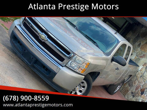 2008 Chevrolet Silverado 1500 for sale at Atlanta Prestige Motors in Decatur GA