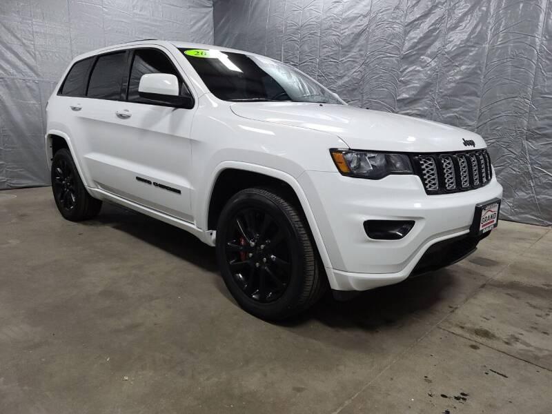 2018 Jeep Grand Cherokee for sale at GRAND AUTO SALES in Grand Island NE