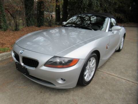 2003 BMW Z4 for sale at 1st Choice Autos in Smyrna GA
