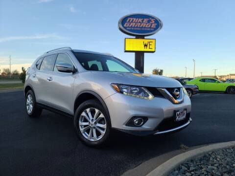 2016 Nissan Rogue for sale at Monkey Motors in Faribault MN