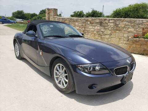 2003 BMW Z4 for sale at Hi-Tech Automotive - Congress in Austin TX