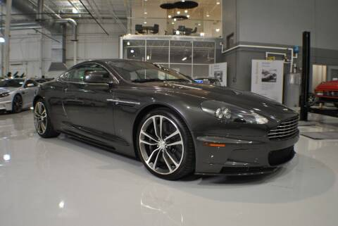 2011 Aston Martin DBS for sale at Euro Prestige Imports llc. in Indian Trail NC