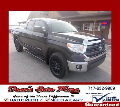 2015 Toyota Tundra for sale at Dean's Auto Plaza in Hanover PA
