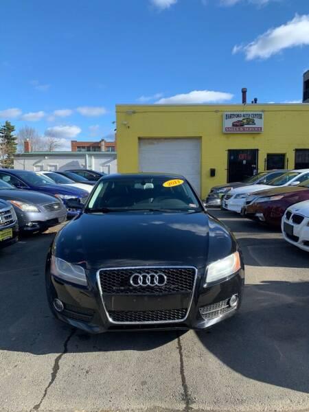 2011 Audi A5 for sale at Hartford Auto Center in Hartford CT