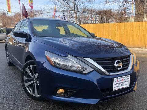 2016 Nissan Altima for sale at Speedway Motors in Paterson NJ