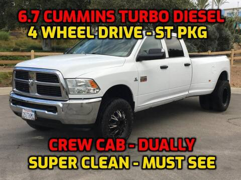 2012 RAM Ram Pickup 3500 for sale at OC Used Auto in Newport Beach CA