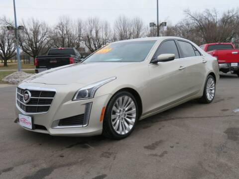 2014 Cadillac CTS for sale at Low Cost Cars North in Whitehall OH