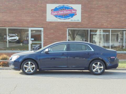 2012 Chevrolet Malibu for sale at Eyler Auto Center Inc. in Rushville IL