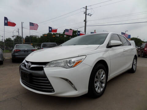 2015 Toyota Camry for sale at West End Motors Inc in Houston TX