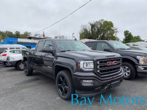 2016 GMC Sierra 1500 for sale at Bay Motors Inc in Baltimore MD