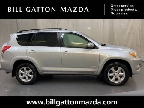 2010 Toyota RAV4 for sale at Bill Gatton Used Cars - BILL GATTON ACURA MAZDA in Johnson City TN