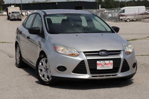 2012 Ford Focus for sale at Big O Auto LLC in Omaha NE
