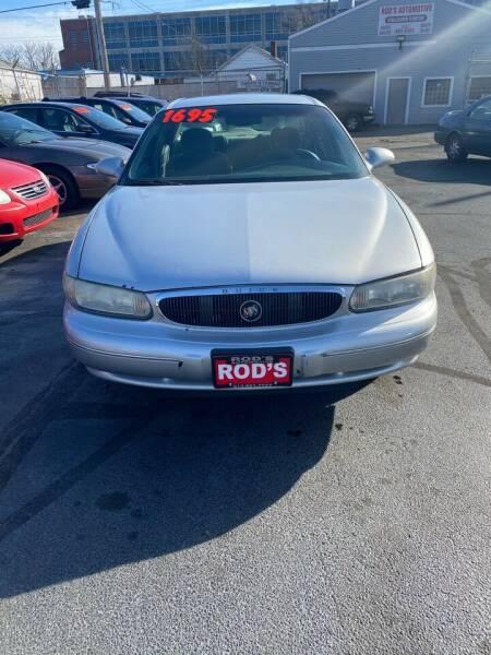 2003 Buick Century for sale at Rod's Automotive in Cincinnati OH