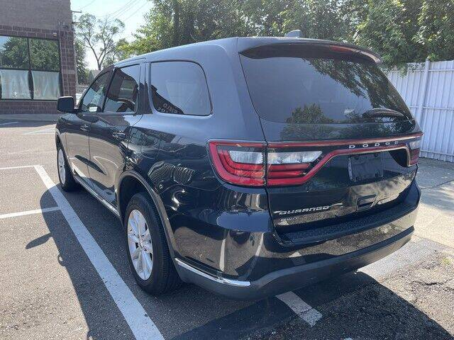 2014 Dodge Durango for sale at SOUTHFIELD QUALITY CARS in Detroit MI