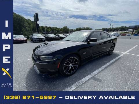 2018 Dodge Charger for sale at Impex Auto Sales in Greensboro NC