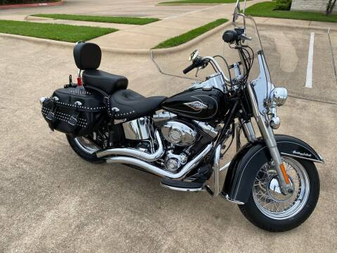 2011 Harley Davidson Heritage Softail Classic for sale at Pitt Stop Detail & Auto Sales in College Station TX